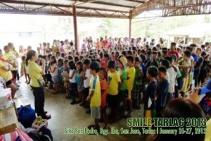Smb principal once again welcome the Abelling Tribe community to Smile 2013