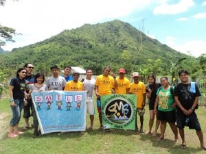 Balay Outdoor Equipment gifted UGAT  12 guide tshirts. Advance Merry Christmas!